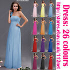 Long Bridesmaid dress evening dress prom dress party dress ball dress prom gown