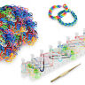 Deals on Loom Band Bracelet Mega Pack With 4800 Bands, Tool, Loom, S Clips & Charms