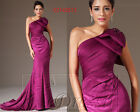 eDressit 2014 Fuchsia One-Shoulder Sheath Formal Evening Gown US 4-18 02142512