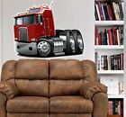 Kenworth K100 Big Rig WALL GRAPHIC FAT DECAL MAN CAVE ROOM MURAL PRINT BJ 9543