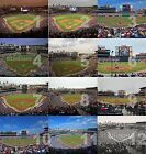 "Atlanta Braves Turner Field MLB Baseball Photo 11""x14"" Chipper Jones 17 CHOICES"