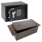 Yale Home Security Safe Digital Keypad LED Underfloor Mini Passport Money Cash