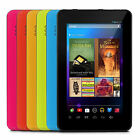 "Ematic 7"" Google Android 4.2 Quad-Core Capacitive 8GB Wifi HD Tablet - EGQ307"