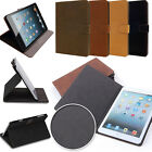 LEATHER FLIP STAND FOLIO ULTRA THIN SLIM CASE COVER FOR IPAD MINI FREE PROTECTOR