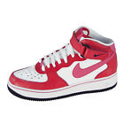 3608264816594040 2 Nike Air Force 1 Mid   Gym Red   Squadron Blue   Obsidian