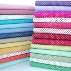 3MM TINY DOT - 100% COTTON POLKA DOTS SPOT FABRIC ALL COLOURS patchwork craft