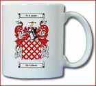 MC CULLOCH (SCOTTISH) COAT OF ARMS COFFEE MUG