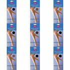 (Free PnP) Silky Womens/Ladies Smooth Knit Knee Highs (2 Pairs)