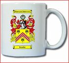 BROADLEY COAT OF ARMS COFFEE MUG