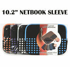 """10.2"""" Neoprene Laptop Notebook Netbook Protective Sleeves Cover Cases Padded"""
