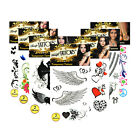 Tempt Tattous Temporary Removable Tattoo 2 sheets