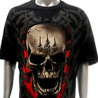 r47 M L XL XXL XXXL Rock Eagle T-shirt SPECIAL Tattoo Skull Street Gangster Men