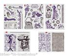 VIVA DECOR Clear Stamps MY PAPER WORLD Silikon Stempel COUTURE Mode SCHNEIDEREI