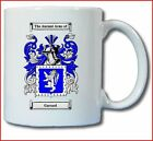 GARRARD COAT OF ARMS COFFEE MUG