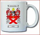 COWAN COAT OF ARMS COFFEE MUG