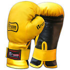 Junior Boxing Gloves Children PunchBag Mitts Gloves Kids 4,6,8, OZ