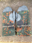 German Army Extreme Cold Weather Mitts Flecktarn Camouflage