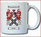 CONNEELY COAT OF ARMS COFFEE MUG
