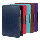ULTRA SLIM PU LEATHER SMART CASE COVER FOR NEW AMAZON KINDLE PAPERWHITE 2nd