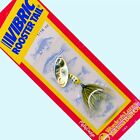 New YELLOW TIGER Vibric Rooster Tail - Choice of Hook / Size / Weight & Quantity