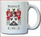 HARROP COAT OF ARMS COFFEE MUG