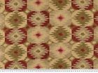 Jacquard Polsterstoff mit Chenille, multicolor, 145cm, 5 Farben, abstrackt,