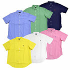 Polo Ralph Lauren Woven Sport Shirt Classic Fit Men Button Down S M L Xl Xxl
