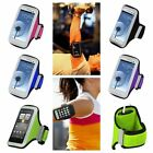 For ZTE Case Sports Gym Workout Gear Running Armband Pouch Cover M-XL