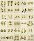 2 goldplated charms- good variety to choose from
