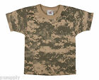 t-shirt camo army acu digital camouflage infant and toddler sizes rothco 6929