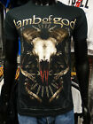LAMB OF GOD Official Uni-Sex Tee Shirt Various Sizes TECH STEER