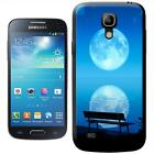 Bench In Front Of Water Reflecting Full Moon Case For Samsung Galaxy S4 Mini