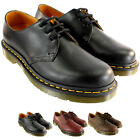 Mens Dr Martens 1461 Classic Vintage Lace Up Retro Leather Shoes UK Sizes 7-12
