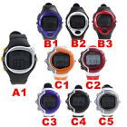 New Fitness Sports Exercise watch w/ Pulse Heart Rate Monitor Watch[B2 Sliver]