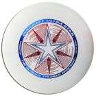 Discraft Ultrastar 175g Ultimate Flying Disc White Yellow Orange Red Blue Glow..