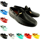 Mens Mocks Mocklite Driver Slip On Lace Up Casual Loafer Moccasin Shoes UK 7-12