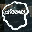 M60 ring sticker small to large sizes decal funny vinyl car JDM DUB VW RAT EURO