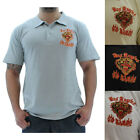 Ed Hardy LA Tiger Men's Polo Shirt Premium Cotton Size 2XL