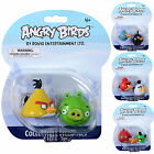 Childrens Angry Birds Twin Pack Of Collectable Figures Bird Toys Collectors New