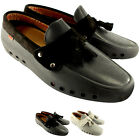 Mens Mocks Tassel Slip On Lightweight Summer Flat Loafer Moccasin Shoes US 8-13