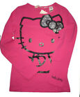 H&M Hello Kitty Girls Long Sleeve T Shirt Top Pink 4 - 6 years and 6 - 8 years