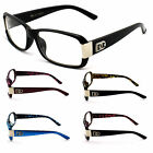 Brand New DG Eyewear  Clear Lens Fashion Glasses Non Prescription DG23088CL Mult