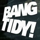 Bang Tidy ! Small to large stickers decals keith funny lemon vinyl car JDM VW d7
