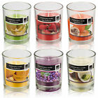 36 Hour Large Designer Style Scented Candle In Glass Jar Long Burn Time Fragrant