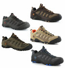 New Mens Hi-Tec Penrith Low Waterproof Walking Trail Hiking Trainers Size 7-13