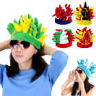 Funny National Team Souvenirs A Hedgehog Hat 2014 FIFA WORLD CUP Bar Cheers Fans