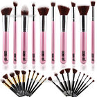 10pcs Makeup Brushes Set Face Nose Powder Cosmetic Brush Foundation Eyeshadow