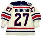 RYAN MCDONAGH NEW YORK RANGERS RBK WINTER CLASSIC JERSEY