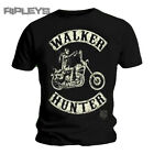 Official T Shirt THE WALKING DEAD Daryl WALKER HUNTER Biker All Sizes