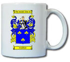 CROCKFORD COAT OF ARMS COFFEE MUG